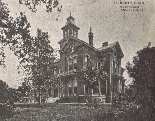 Boetticher Residence c1895