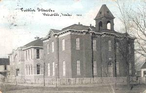 Howell Public School early 1900s